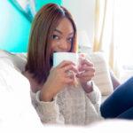 coffee clears acne, tanaye white
