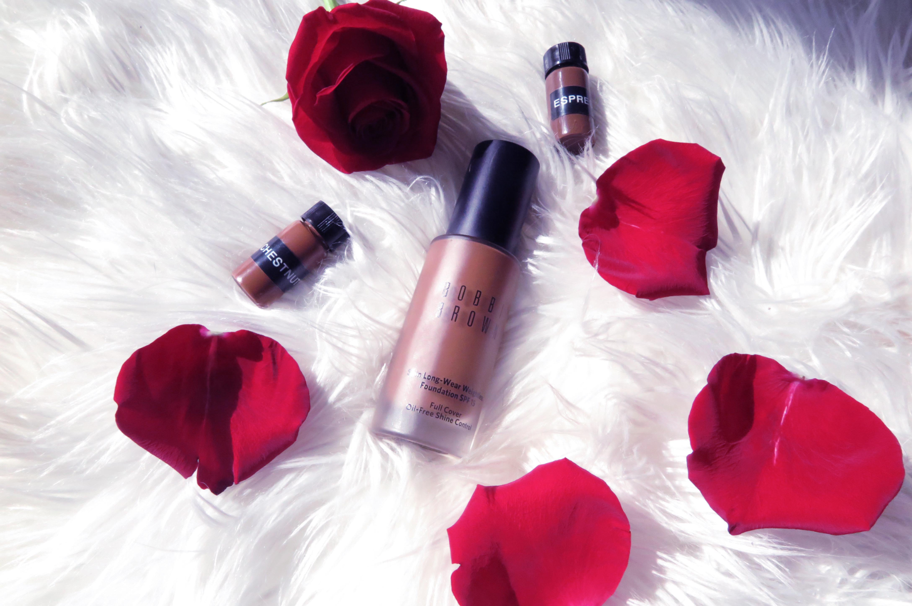 bobbi brown, tanaye white, foundation, makeup, beauty